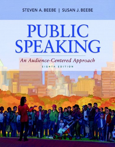 Public Speaking: An Audience-Centered Approach