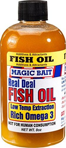 Magic Bait Fish Oil 8 Ounces