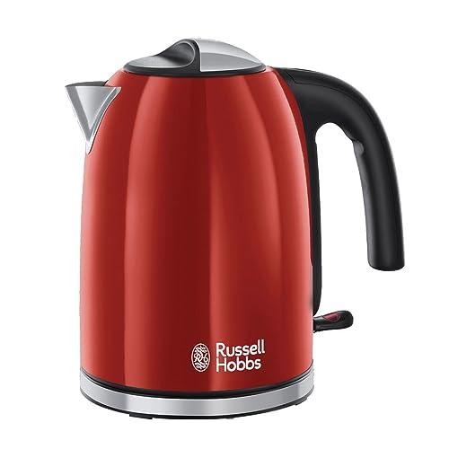 Russell Hobbs 20412-70 Bouilloire Rouge 1,7 L 2400  W