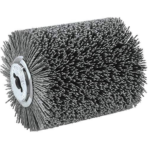 Makita 794379-6 Nylon Brush Wheel, 100 Grit, Medium