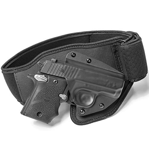 Tactica Defense Fashion - Belly Band Holster - S&W Shield 9/40 - Right Hand - Large