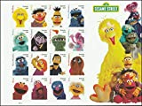 2019 Sesame Street Forever Postage Stamps - Sheet of 16