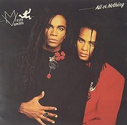 CD-Cover von - All or nothing 3 Inch 2 Tracks US Remix 1989 - von Milli Vanilli