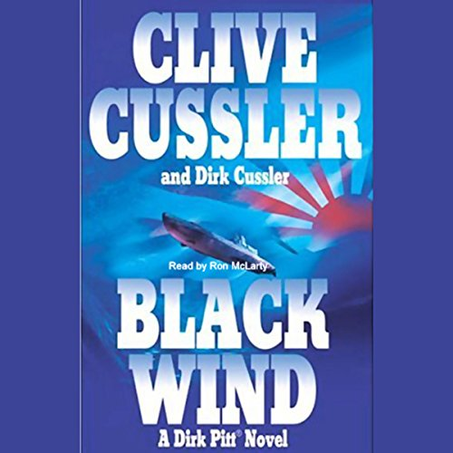 Black Wind audiobook cover art
