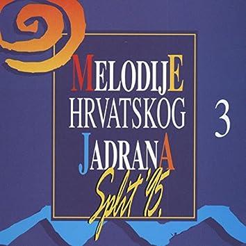 Melodije Hrvatskog Jadrana (Zabavne Melodije) 3