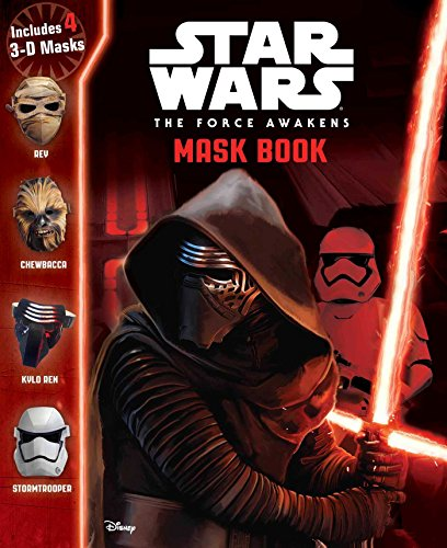 Star Wars Mask Book: Which Side Are You On?