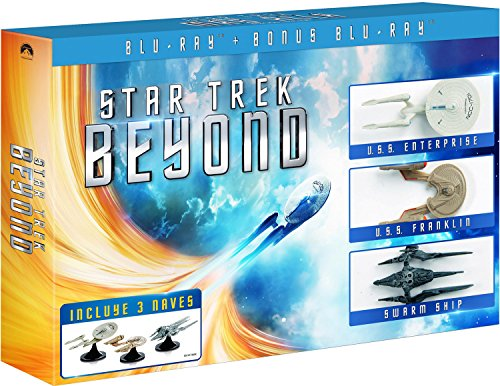 Star Trek: Más Allá - Edición Exclusiva Amazon [Blu-ray]