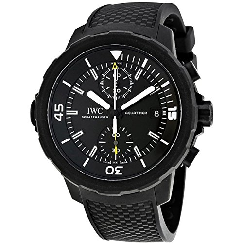 IWC Aquatimer Chronograph Galapagos Islands Mens Watch IW379502