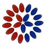 Enhebrador Agujas,Set de Enhebradores de Agujas Costura Enhebradores de Agujas de Plástico para remendar ropa Coser a Mano y máquina de Cose (20)