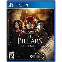 Ken Follett's The Pillars of the Earth PlayStation 4 ケンフォレットの地球の柱 プレイステーション4北米英語版 [並行輸入品]