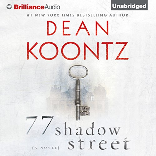 77 Shadow Street audiobook cover art