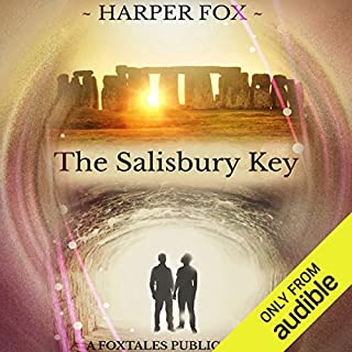 The Salisbury Key cover art