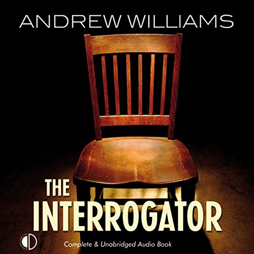 The Interrogator  audiobook cover art
