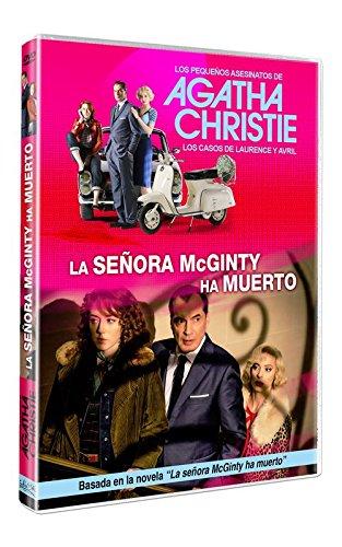 Los pequeños asesinatos de Agatha Christie: La señora McGinty ha [DVD]