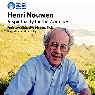 Henri Nouwen cover art