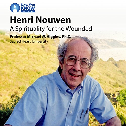 Henri Nouwen audiobook cover art