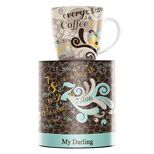 Ritzenhoff My Darling Designer Kaffeebecher, Tasse Coffee Claudia Schultes 2016