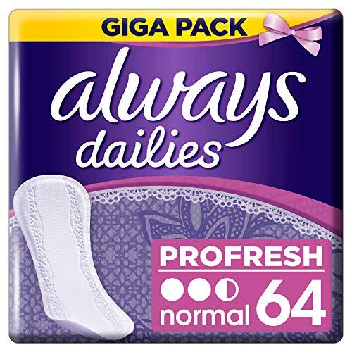 Always Profresh Slipeinlagen Normal 64Stück