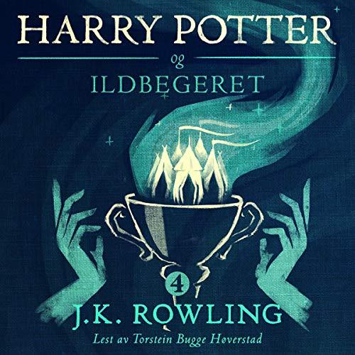 Harry Potter og Ildbegeret audiobook cover art