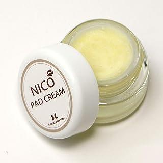 シアバター配合 NICO オーガニック 肉球クリーム 10g 天然 素材 無添加 舐めても安全