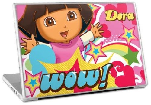 MusicSkins Dora The Explorer Pop Denim voor 11inch MacBook Air