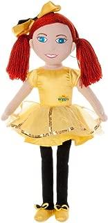 emma wiggle cuddle doll