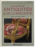 Encyclopédie des antiquités et de la brocante de Jean Bedel
