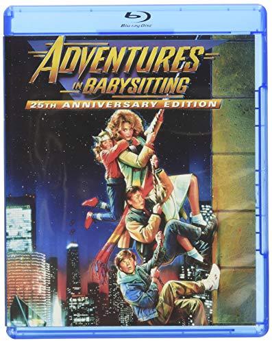 Adventures In Babysitting: 25Th Anniversary Ed [Edizione: Stati Uniti] [Reino Unido] [Blu-ray]