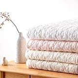 西川リビング 敷きパッド シングル 綿100 水洗い 詰め物コットン 丸洗い可 しきぱっと 49035 サクラピンク[10] シングル