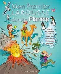 livre enfant premier larousse du monde