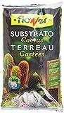 Flower 80018 Substrato Cactus 5l, Marrón, 23x4x40 cm