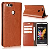 Zouzt Case For Huawei Honor 7X Folio Flip Wallet Stand View