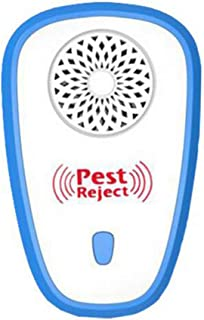 DSHUJC Ultrasonic Pest Repeller Plug in Reject Rodents Mosquito Spiders Cockroach Insects Indoor Electronic Animal Control...