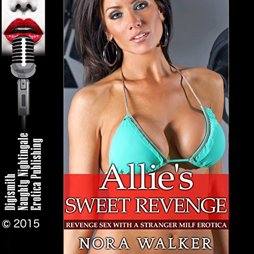 Allie's Sweet Revenge audiobook cover art