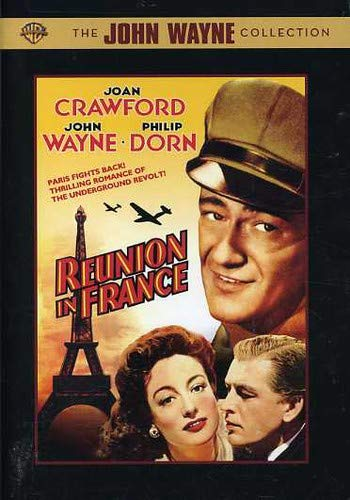 Reunion in France (DVD)
