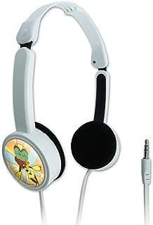 GRAPHICS & MORE DC Super Hero Girls Bumblebee Novelty Travel Portable On-Ear Foldable Headphones