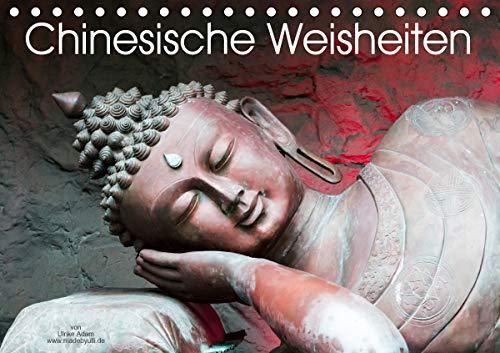 Chinesische Weisheiten (Tischkalender 2021 DIN A5 quer)
