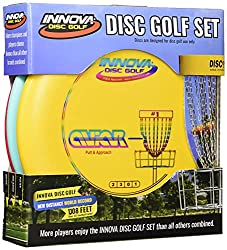 top rated Innova Disc Golf Set – Drivers, Middle Class, Clubs, Comfortable DX Heads, Colors May Be Different (3 Packs) 2021
