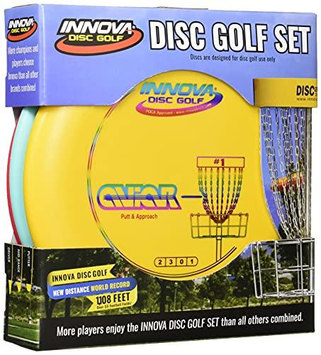 Innova DX Material Stack Box Set of 3Disc Golf Scheiben