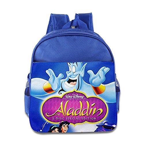 Kids Aladdin escuela mochila moda para bebé Niños Niñas Mochila Escolar
