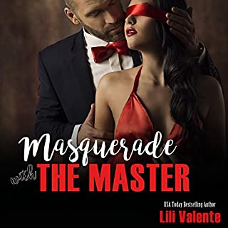 Masquerade with the Master audiobook cover art