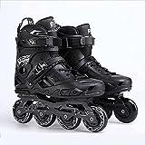 HSTFR Inline Skates Men - Roller Skates Speed Skating Shoes Adult Professional High-end Carbon Fiber Roller Blades for Women and Men