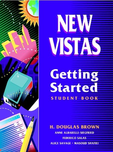 New Vistas, Getting Startedの詳細を見る