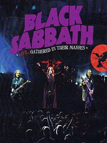 Black Sabbath-Live. Gathered in Their Masses [DVD + CD]