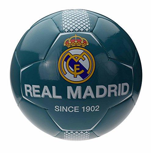Real Madride balón de fútbol Azul Mixta niño