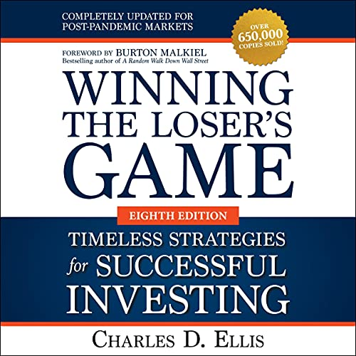 Winning the Loser's Game Audiobook By Charles D. Ellis cover art