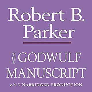 The Godwulf Manuscript cover art