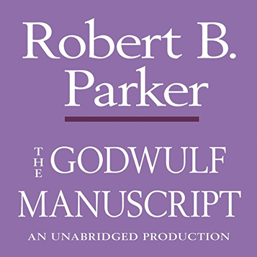 The Godwulf Manuscript audiobook cover art