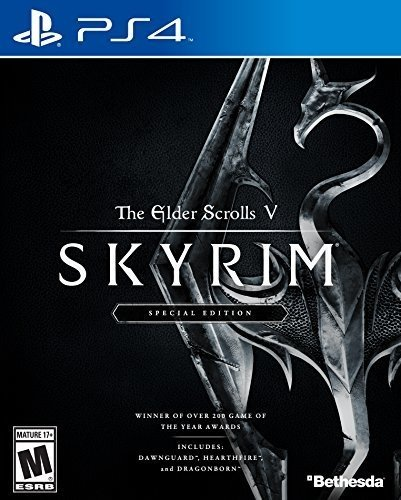 The Elder Scrolls V: Skyrim Special Edition PlayStation 4