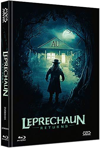 Leprechaun Returns [Blu-Ray+DVD] - uncut - Mediabook Cover A